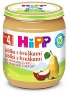 HIPP BIO Jablka s hruškami 125g