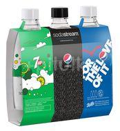 Sodastream Lahev Fuse 3x1l