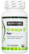 Survival Nutrition Omega 3 Fair Power 100 tobolek