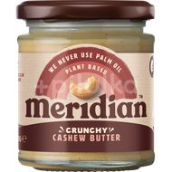 Meridian Kešu máslo křupavé 170g