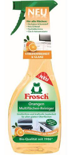 Frosch Bio Multifunkční čistič na lesklé povrchy 500ml