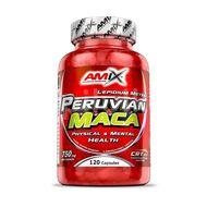Amix Peruvian Maca 750 mg, 120 kapslí