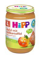 HiPP BIO Jablka s batáty 190g