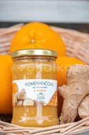 Kvasnička Pomerančový se zázvorem a medem 275g