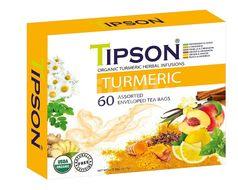 TIPSON BIO Turmeric Kazeta Variace 60x1,5g