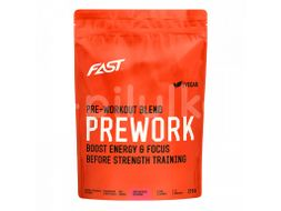 Fast Pre - Workout Red Berries 210g