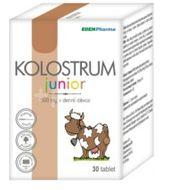 Edenpharma Kolostrum junior 30 tablet