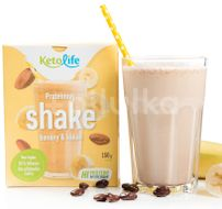 KetoLife Proteinový shake, Banány a kakao