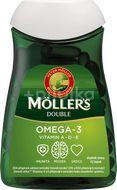 Mollers Omega 3 Double 112 kapslí