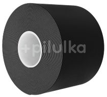 GymBeam Kineziologická tejpovací páska K tape Black - černá