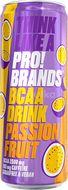 PROBRANDS BCAA Drink Mustasch Kampen - passion fruit 330ml