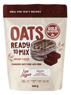 GoldNutrition Oats Ready to Mix brownie 500g