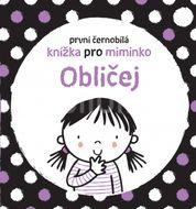 Svojtka První černobílá knížka pro miminko Obličej