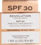 Revolution Skincare, Moisture Cream SPF30 Normal to Oily Skin, krém na obličej 50ml