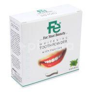 FE Bělící zubní pudr - HERBAL 50g