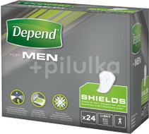 DEPEND vložky pro muže 1 24ks