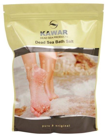 Koupelová sůl z Mrtvého moře 600g