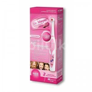 Dr.Mayer KIDS zubní kartáček GTS1000K-P Pink
