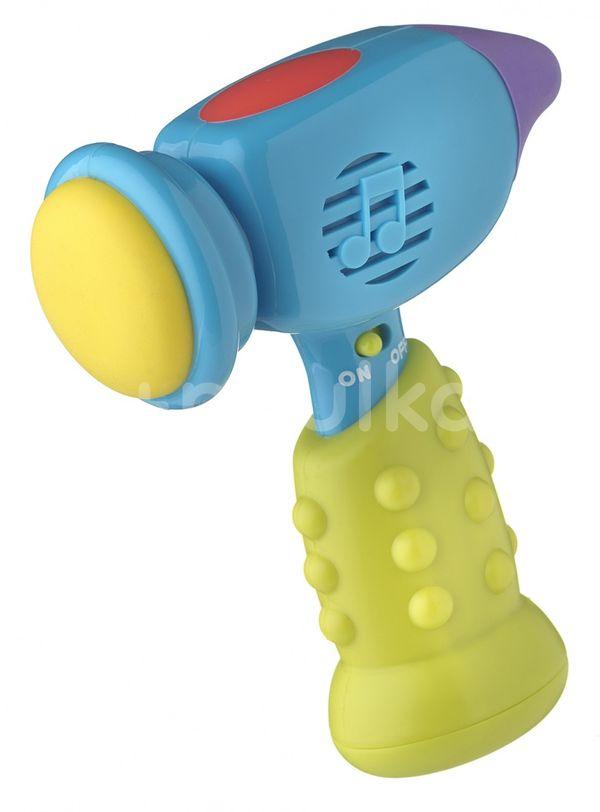 Playgro Veselé kladivo se zvuky