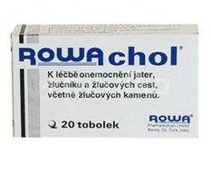 Rowachol 20 orálních tobolek