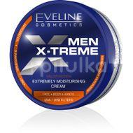 Eveline MEN X-TREME – multifunkční hydratační krém 200ml