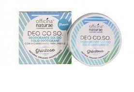 """Officina Naturae Krémový deodorant """"Gusty"""" 50ml s kořeněnou, dřevitou vůní"""