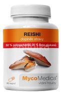MycoMedica Reishi 50% 90 veganských kapslí