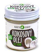 Purity Vision Bio Kokosový olej bez vůně 120ml