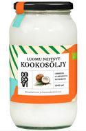 Cocovi Kokosový olej lisovaný za studena 1000ml