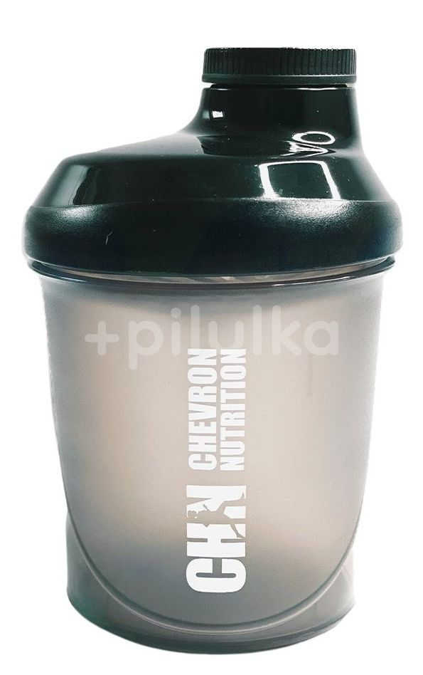 Chevron Nutrition Shaker Black Smoke Wave 300ml