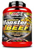 Amix Anabolic Monster BEEF 90% Protein 1000g Různé varianty