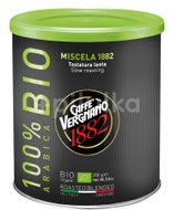 Vergnano Arabica organic BIO Káva mletá 250g