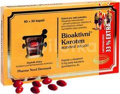 Pharma Nord Bioaktivní Karoten Rodinné balení 90+30ks