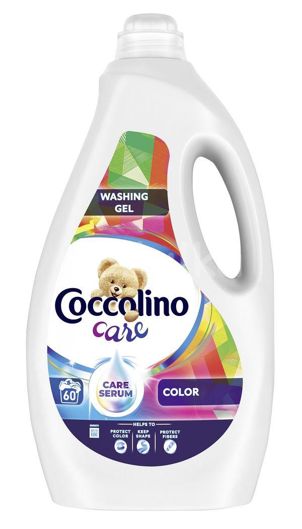 Coccolino prací gel Care Color (60 pracích dávek) 2,4l