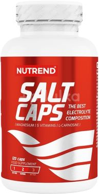 Nutrend Salt Caps 120 kapsulí