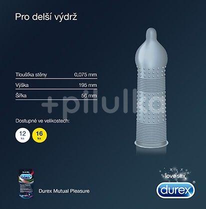 DUREX Mutual Pleasure 10 ks