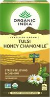 Organic India Tulsi s medem a heřmánkem 25 sáčků