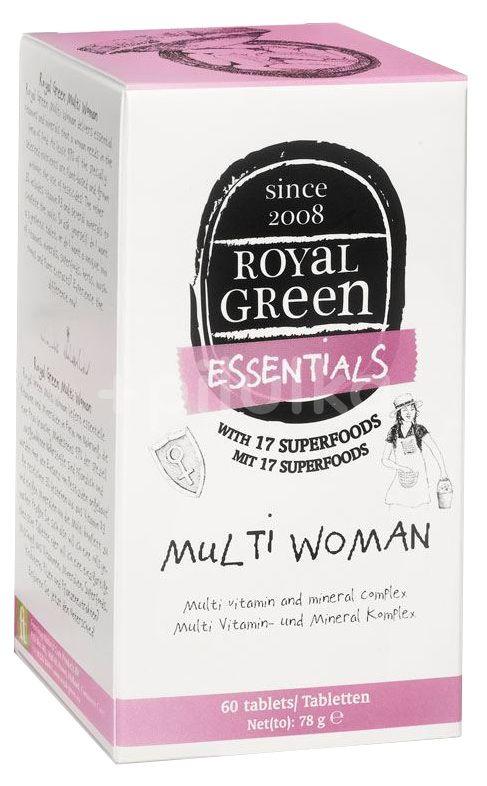 Bio Multivitamín pro ženy 60 tablet