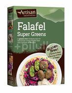 Artisan Grains Falafel bezlepková směs Špenát a Brokolice 150g