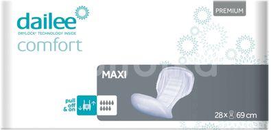 Dailee Vložné pleny Comfort Premium Maxi 28ks