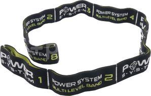 Power System guma na cvičení MULTILEVEL RESISTANCE BAND
