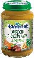 Hamánek gnocchi s hovězím masem ve smetanové omáčce 190g