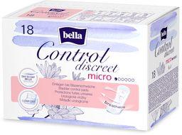 Bella Control Discreet micro urologické vložky 18ks