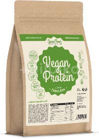 GreenFood Nutrition Vegan protein příchuť čokoláda 750g