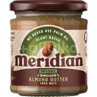 Meridian Mandlové máslo Bio Smooth Organic 170g