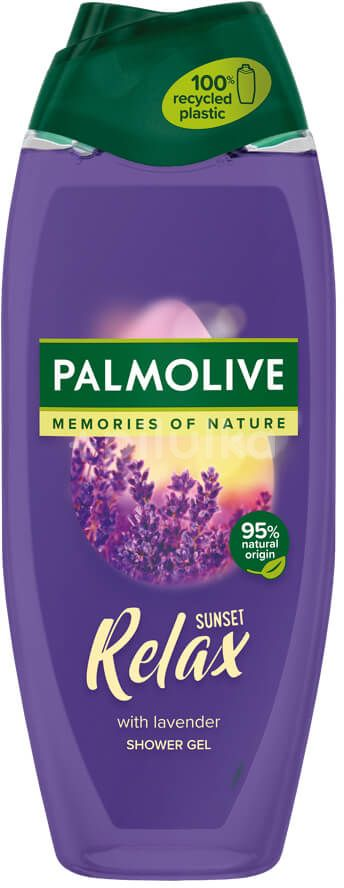 Palmolive Memories of Nature Sunset Relax sprchový gel 500ml