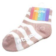 Attipas Ponožky Natural Herb Pink