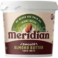 Meridian Mandlové máslo jemné 1000g