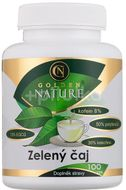 Golden Nature Zelený čaj 100 kapslí