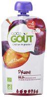 Good Gout BIO Švestka 120g